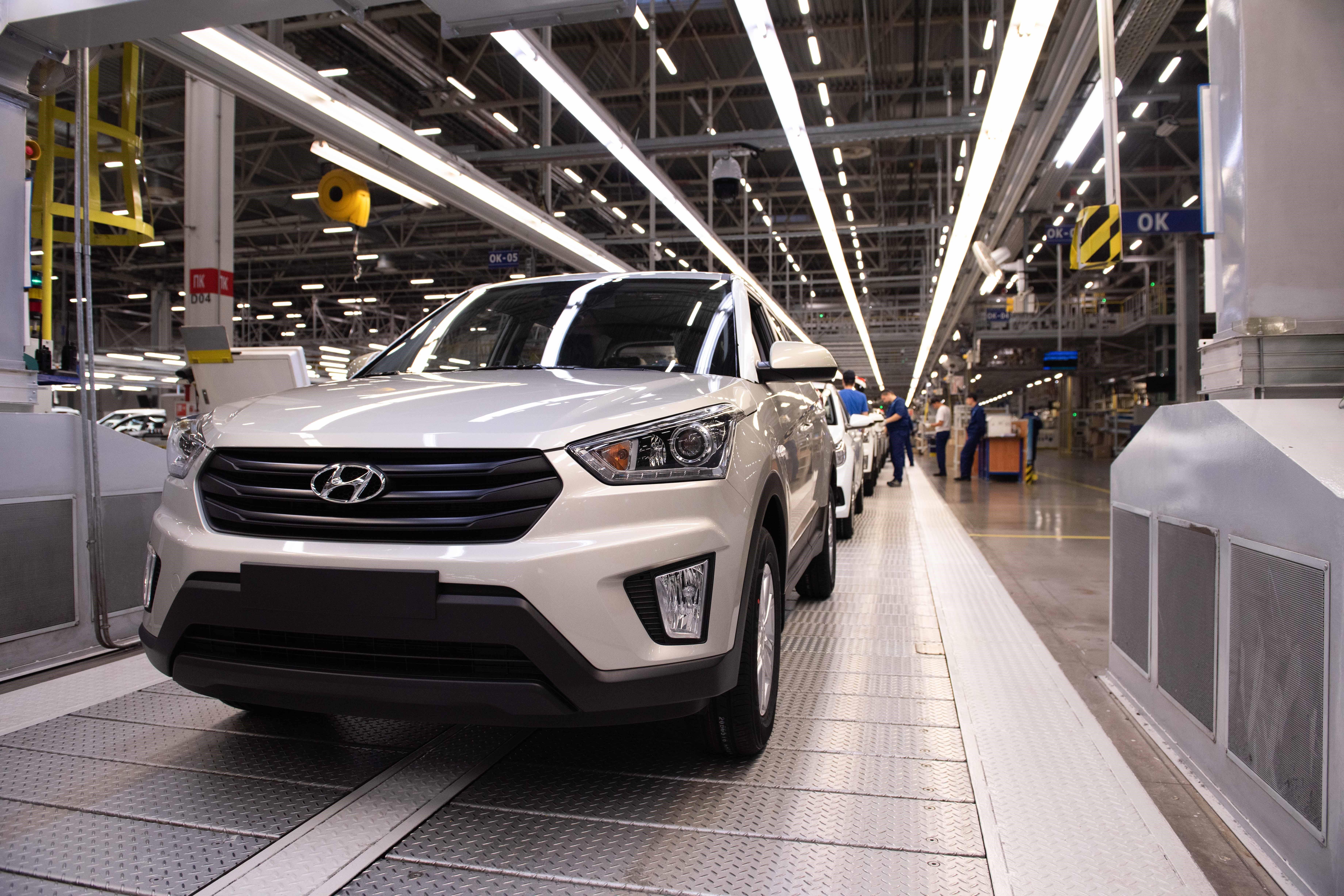 Hyundai: модельный ряд, цены на автомобили, где купить Хендэ