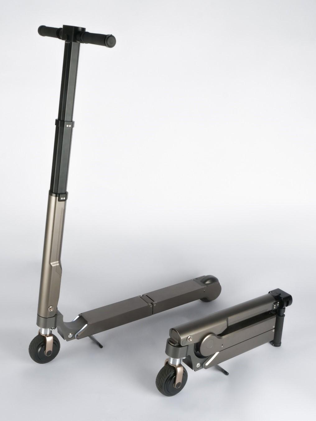 Hyundai Motor Group представляет персональный электрический скутер с запасом хода до 20 км