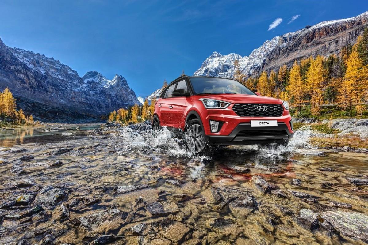 Hyundai Creta Би*2 – для настоящих ценителей рока   официальный дилер Hyundai в Москве